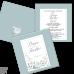 Invitație Nuntă S81 Floral